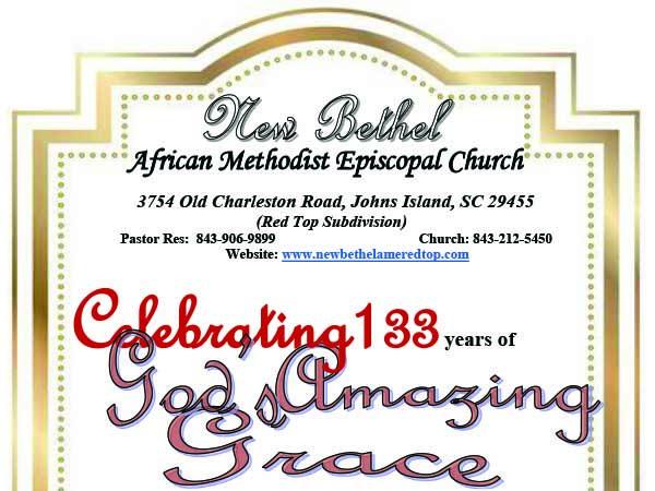 133 church anniv